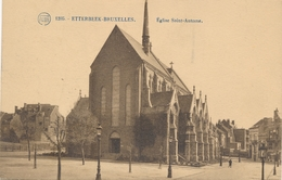 CPA - Belgique - Brussels - Bruxelles - Etterbeek - Eglise Saint-Antoine - Etterbeek