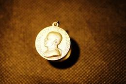 """Pin's-Ciondolo-""""PIUS XII-PONTIFEX MAXIMUS"""" Le Immagini Non Rendono La Vera Bellezza Dell'oggetto-Integro E Completo- - Badges"""