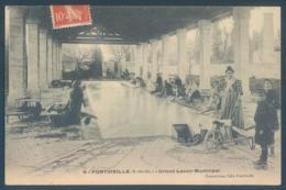 13 FONTVIEILLE Grand Lavoir Municipal - Non Classificati