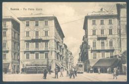 Liguria SAVONA Via Pietro Giuria Tram - Savona