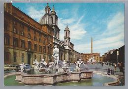 IT. ROMA. ROME. Piaza Navona. Place Navona. Navona Square. Navona Platz. - Places & Squares
