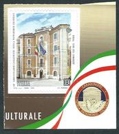 Italia, Italy, Italien 2019; LOGO Del Comando Carabinieri Per La Tutela Del Patrimonio Culturale - Francobolli