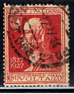 ITALIE 442 // YVERT 196 // 1927 - 1900-44 Victor Emmanuel III