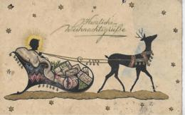 AK 0238  Herzliche Weihnachtsgrüße Um 1910-20 - Weihnachten