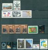 Costa Rica -  1990/1993 - Lot Timbres ** Ou * TC - Nºs Dans La Description - Costa Rica