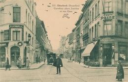 CPA - Belgique - Brussels - Bruxelles - Etterbeek - Carrefour Place Jourdan Et Rue Gray - Etterbeek