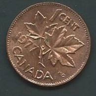 Canada 1 Cent, 1977 Pia 212006 - Canada