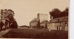 GONFREVILLE L'ORCHER Près Harfleur- Le Château Et La Ferme-1933- Photo Originale - Format 6.5 X 11-bon état - Other Municipalities