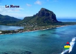 Mauritius Le Morne UNESCO New Postcard Maurice - Maurice