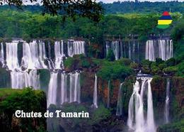 Mauritius Tamarin Falls New Postcard Maurice - Maurice