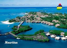 Mauritius Rodrigues Island Aerial View New Postcard Maurice - Mauritius