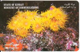 KUWAIT(GPT) - Underwater/Chaetodon Melapterus, CN : 39KWTPC/B, Used - Kuwait
