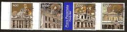 Vatican Vatikaan 2000 Yvertn° 1181-84 (°) Used Cote 10 Euro Année Sainte - Vatican