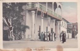 236856An Arab Group, Zanzibar 1914 (voir Coins-voir Verso) - Tanzania