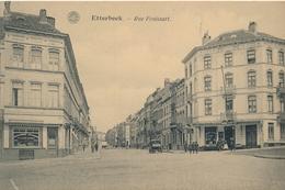 CPA - Belgique - Brussels - Bruxelles - Etterbeek - Rue Froissart - Etterbeek