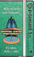PTT P: KP-94/397A 408L Shopping Center Spreitenbach - Svizzera