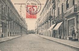 CPA - Belgique - Brussels - Bruxelles - Etterbeek - Rue Charles Degroux - Etterbeek