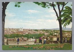 IT. ROMA. ROME. Veduto Panoramica Dal Gianicolo. - Panoramische Zichten, Meerdere Zichten