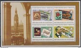 Burundi 1985 OCBnr Bloc 118 *** MNH   UPU Hamburg 1984 Cote 25 Euro - Burundi