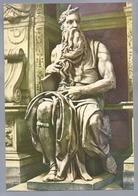 IT. ROMA. ROME. Mosé Di Michelangelo. Moise Par Michel Ange. Moses By Michelangelo. - San Pietro
