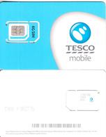 IRELAND - Tesco Mobile GSM(4G, Multi Sim), Chip 4, Mint - Ireland