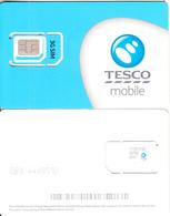 IRELAND - Tesco Mobile GSM(3G, Multi Sim), Chip 4, Mint - Ireland