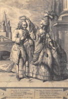 FERNEY VOLTAIRE  Le Couronnement Par Mell CLAIRON  1 (scan Recto Verso)MF2738TER - Ferney-Voltaire