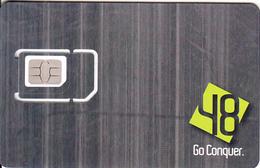 IRELAND - Go Conquer, 48 GSM(multi Sim), Chip 4, Mint - Ireland