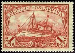 German East Africa. Michel #38.IA.b. Unused. * - Colony: German East Africa
