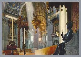 IT. ROMA. ROME. Basilica Di San Pietro. Interno. St. Peter's Basilica. Saint Pierre. - San Pietro