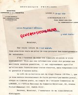 ROYAUME UNI-ANGLETERRE-LONDON- E.W. SMITH GLOVES-MINISTERE COMMERCE LONDRES -VERGNIAUD RATINAUD GANTERIE1930 - Royaume-Uni
