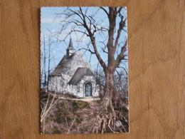 BRAINE LE CHÂTEAU La Chapelle Sainte-Croix  Brabant Wallon Belgique Carte Postale - Kasteelbrakel