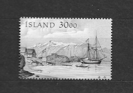 1987 MNH Iceland, Stamps From Block 8 - 1944-... Republik