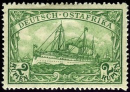 German East Africa. Michel #A38. Mint. - Colony: German East Africa
