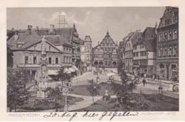 2525185Paderborn, Marienplatz. - Paderborn