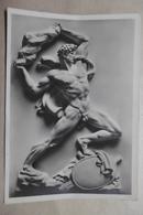 "ART NU MASCULIN Sculpteur ARNO BREKER (1900-1991) Sculpture ""LA FORCE"" - Sculptures"