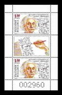Bulgaria 2019 Mih. 5414 (Bl.472) Physicist Albert Einstein MNH ** - Bulgaria