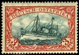 German East Africa. Michel #39.IA.b. Unused. * - Colony: German East Africa