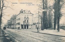 CPA - Belgique - Brussels - Bruxelles - Etterbeek - L'Avenue D'Auderghem - Etterbeek