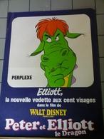 Affiches Pub Film Peter & Elliott De Walt Disney. - Affiches & Posters