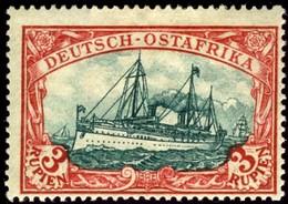 German East Africa. Michel #39.II.B. Mint. - Colony: German East Africa