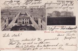 2638167Gruss Aus Nürnberg, 1904 (Shie Rückseite) - Nuernberg