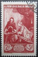 France N°753 Pour Le MUSEE POSTAL Oblitéré - Post