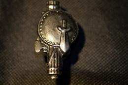 """Pin's-Spilla-""""Simboli Del Fascio"""" Le Immagini Non Rendono La Vera Bellezza Dell'oggetto-Integro E Completo- - Badges"""