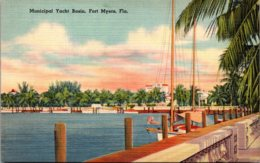 Florida Fort Myers Municipal Yacht Basin - Fort Myers