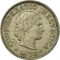 Monnaie, Suisse, 5 Rappen, 1955, Bern, TB+, Copper-nickel, KM:26 - Suisse