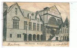 CPA-BELGIQUE-1905-LIEGE-EXPOSITION-PALAIS DE L'ART ANCIEN-VOIR TIMBRE ET CACHET - Liege