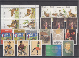 Eire / Different Themes - Timbres