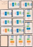 EMBALLAGES DE SUCRE-FRANCE-LES DOMINOS-G 19-3 SCANS- - Sugars