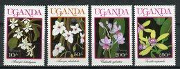 Uganda 1989. Yvert 620-23 ** MNH. - Uganda (1962-...)
